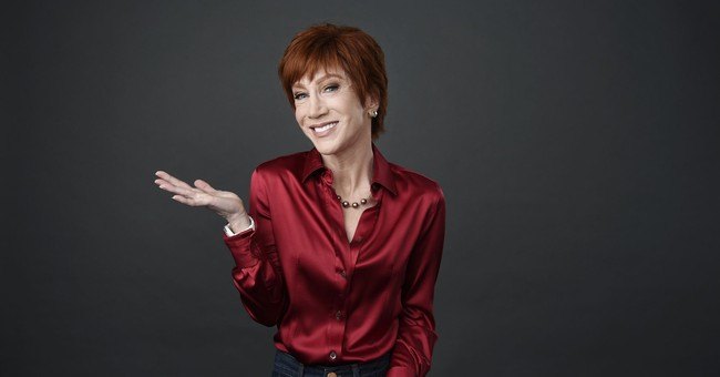 Kathy Griffin Takes Back Trump Apology, Defends Michelle Wolf on The View