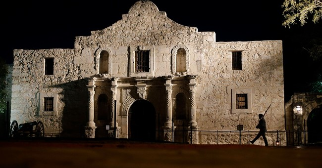 Alamo Becomes Symbol for San Antonians Concerned Over Mayor's New Curfew