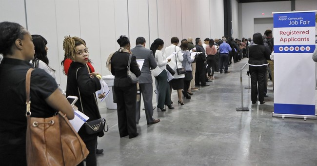 Up 300k Jobs In January, But Only Up 20k In February -- What Gives?