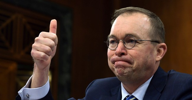 The War Is Over: Mulvaney No Longer Has This Headache At The CFPB