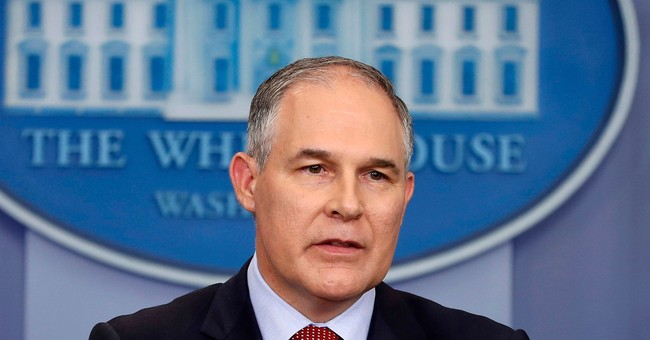 Don't Let the Left Do It to Pruitt