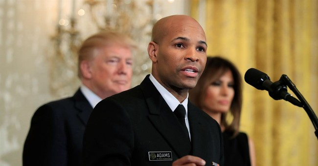 "Surgeon General Warns Young People: ""Think About Your Grandmother, Your Grandfather, Your Nana, Your Pop-Pop."""