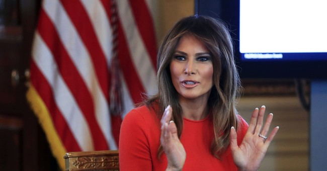 Melania's Approval Rating Is Starting to Soar...Media Surmise Why