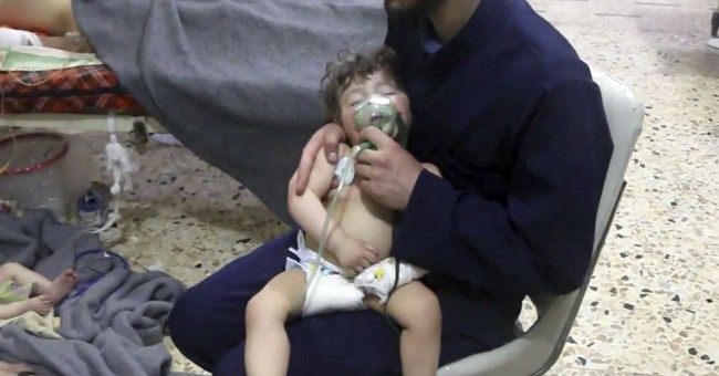 Russia Claims Syrian Chemical Attack Was Staged