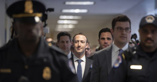 Mr. Zuckerberg Goes to Washington