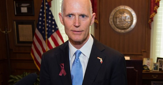 FL Gov. Scott Says Tax Hikes Should Only Pass Congress With Two-Thirds Supermajority In Each House