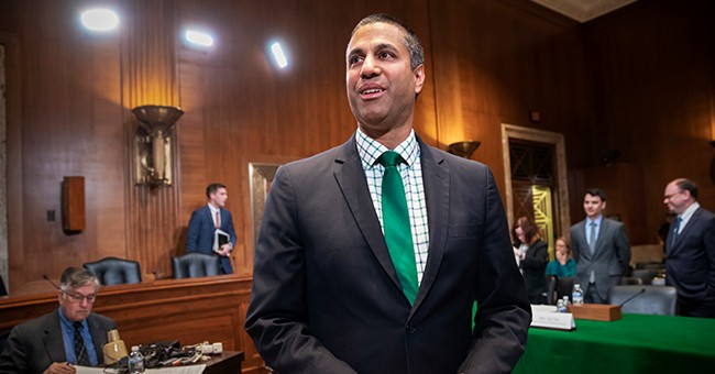 FCC Chairman Pai Says 'Save the Internet' Is a 'Solution In Search of a Problem'