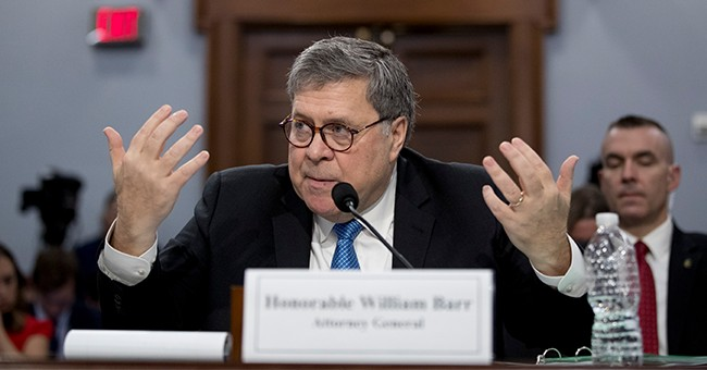 Attorney General William Barr, 'Adult of the Year'