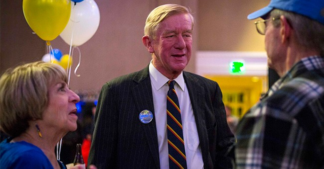 I'll return dignity to Oval Office, vows Republican challenger Bill Weld