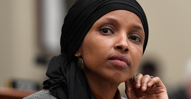 Omar: America Must Boycott and Punish Israel, Just Like We Boycotted...the Nazis