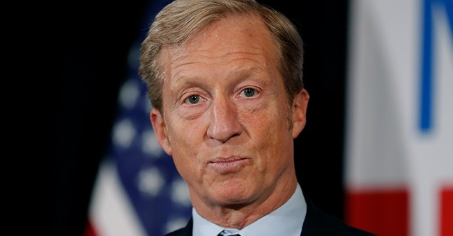 Tom Steyer Drops Out of the Democratic Primary