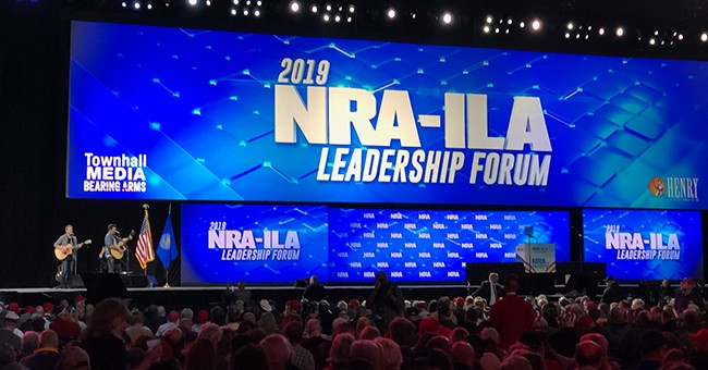 Expect Liberal Meltdown As Usual When Trump Addresses The NRA