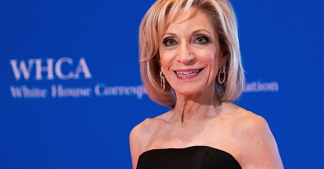 Andrea Mitchell Cancelled for Questioning the Biden Team's Transparency