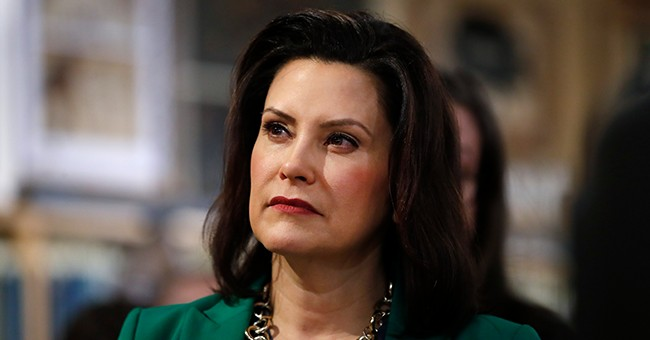 WATCH: MI Gov. Whitmer Gets Asked About Her Ridiculous Stay-at-Home Order