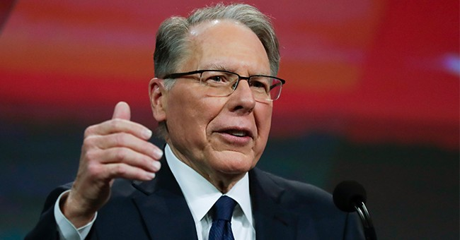 """LaPierre: NY AG's Move To Dissolve NRA An """"Affront To Democracy"""""""