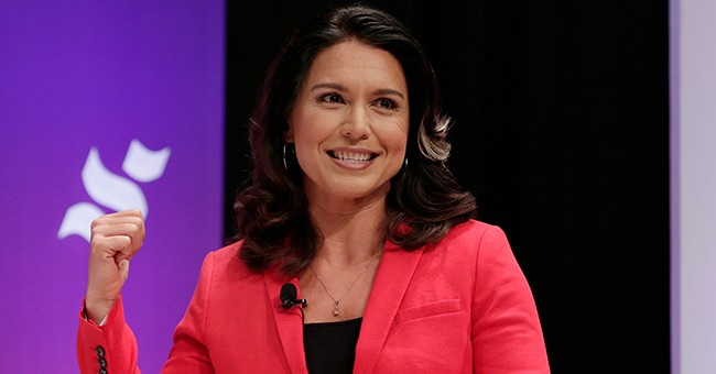 Tulsi Fires Back At Hillary