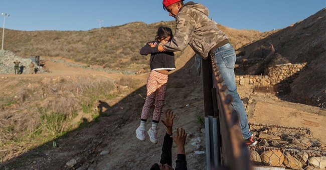 White House Admits Their Policies Are Causing an Influx of Unaccompanied Minors at the Border