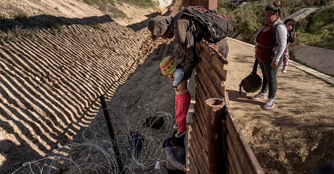 Pentagon Authorizes $1 Billion For New Border Wall Along The Southern Border