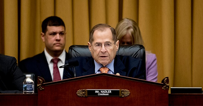 Uh Oh: Why Are Democrats Shooting Inside The Ship, With Fire Directed At Jerry Nadler?
