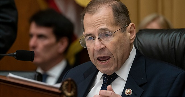 Oh, Boy: Nadler's Continuing His Contempt Push But Still Wants Barr's Cooperation