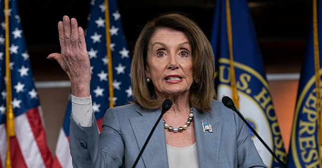 Nancy Pelosi Says About Trump : 'I'm Done With Him'