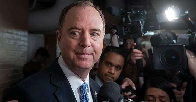 Adam Schiff Got Caught Celebrating Impeachment at a Swanky Steak House