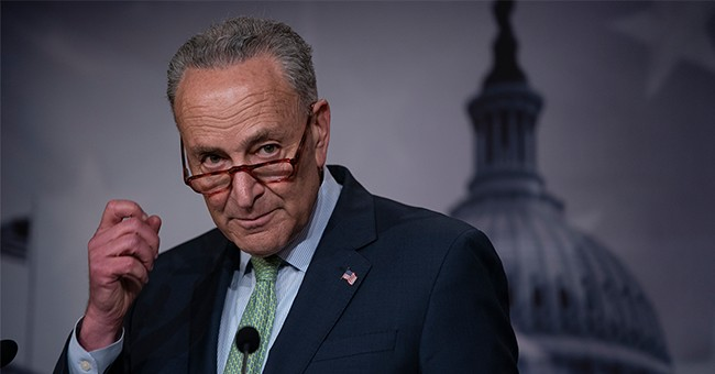 "Schumer Says He Doesn't Know Any Democrats Backing Beto's ""Buyback"""