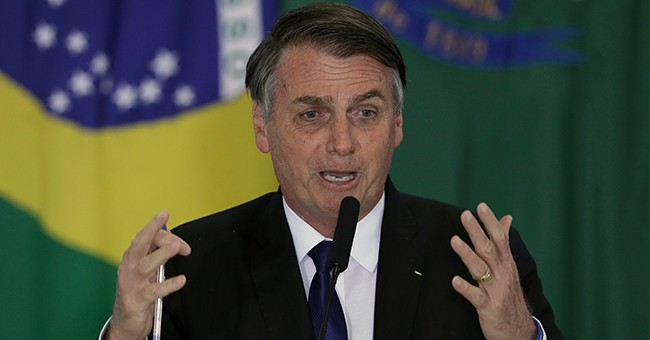 'Trump of the Tropics' (Jair Bolsonaro) Slaps Down Chile's Hillary (Michele Bachelet)