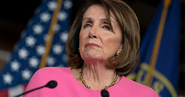 Nancy Pelosi Uses Alexandria Ocasio-Cortez's Concentration Camp Remarks as a Lesson on the Evils of the GOP