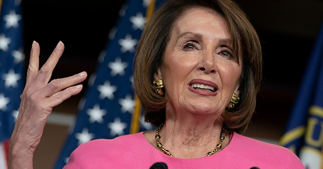 Nancy Pelosi is Having a Meltdown Over DOJ Finding a Way to Include a Citizenship Question on the Census