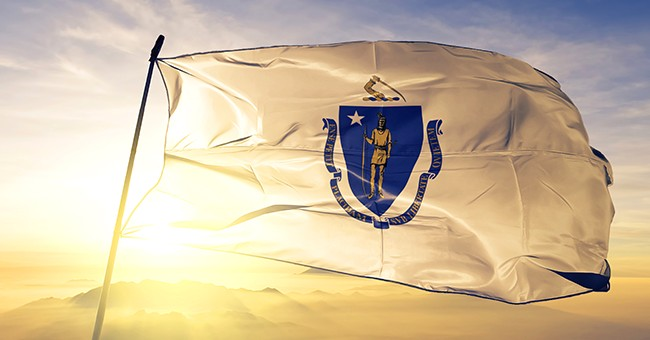 The Flag of Massachusetts is 'Racist'— Who Knew?