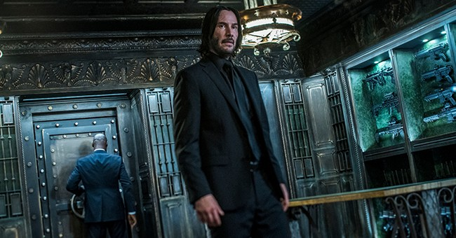 John Wick: Parabellum Delivers A Kill Shot For Franchise's Third Act