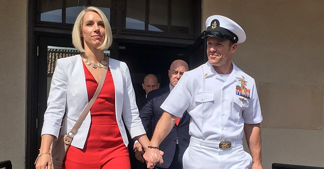 Navy Secretary Ousted Over Mishandling of Navy SEAL Case