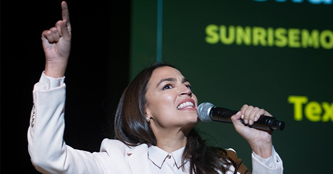 AOC Reflects on 'Super Bizarre' Legislative Alliance