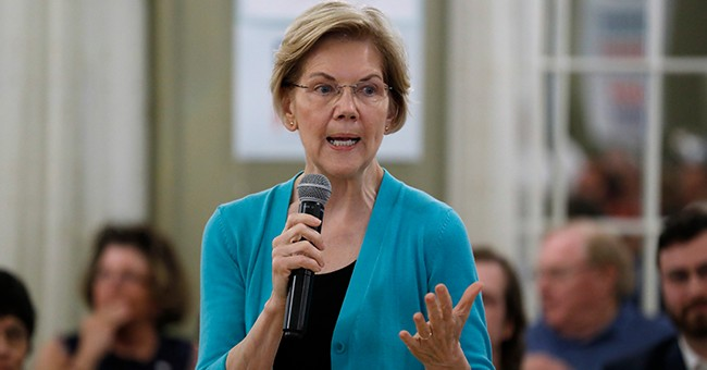ICYMI: How Elizabeth Warren's Michael Brown Tweet Got The Tomahawk Chop