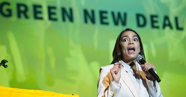Life Under The Green New Deal