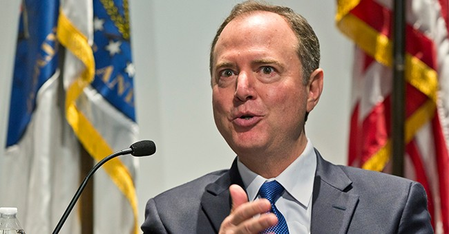 Shhhhh…Just Let the Democrats Schiff Themselves