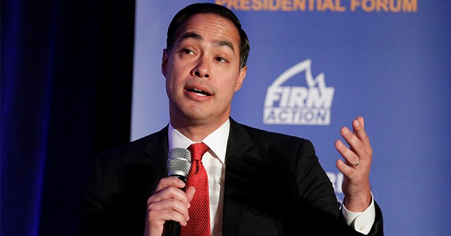 Julian Castro Compares Betsy Ross Flag To 'Painful' Confederate Symbols