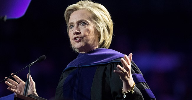 No Surprise: Hillary Drops Out of a Speaking Engagement For a Really Dumb Reason