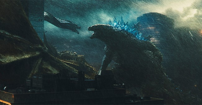 'Godzilla' Is A Lot Of Action, Tons Of Destruction, But It's Only For Die-Hard Fans…And Even They Might Not Like It