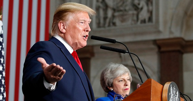 Trump Doubles Down on Criticism of Khan, Corbyn During Press Conference