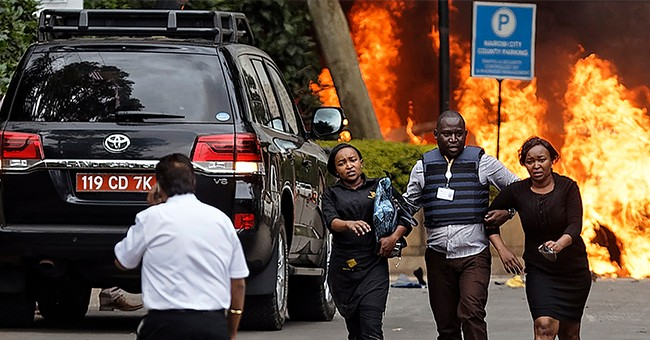Awful: September 11 Survivor Killed in Nairobi Terror Attack