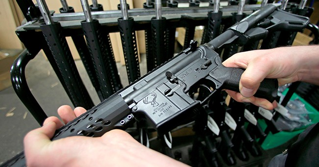 Poll Suggests Most Republicans Back 'Assault Weapon Ban'