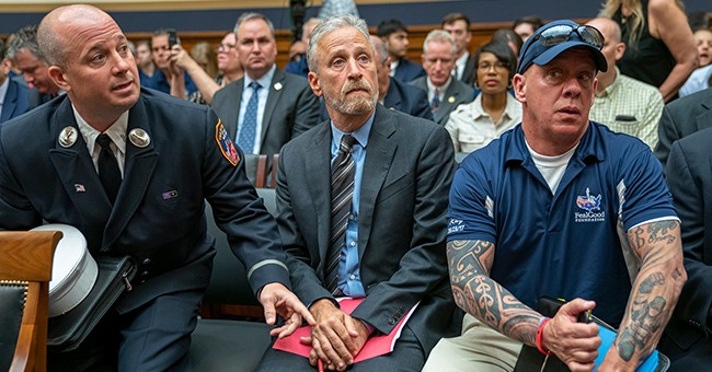 Jon Stewart berates House Judiciary Committee over treatment of 9/11 first responders