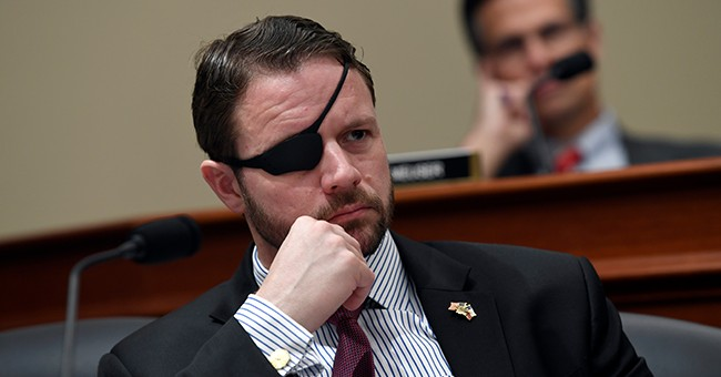 Dan Crenshaw Calls AOC's Border Comments 'Deeply Ignorant'