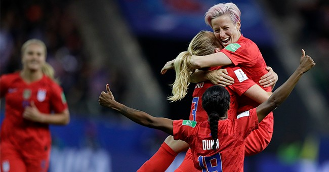 Facepalm: Megan Rapinoe Says She'll Have  A 'Substantive Conversation' With Anybody Who Agrees With Her