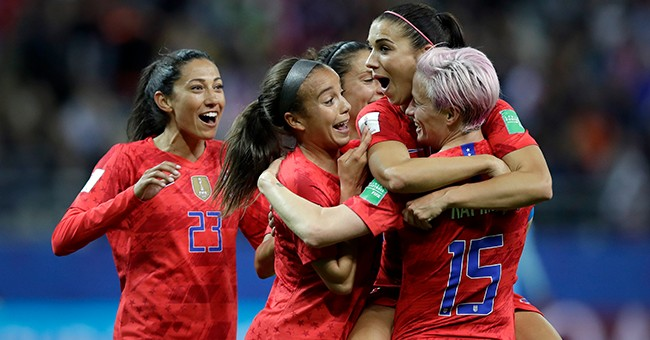 Let Our World Cup Warrior Women Celebrate