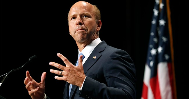 John Delaney Had More to Say About His Radical Opponents on the Hugh Hewitt Show