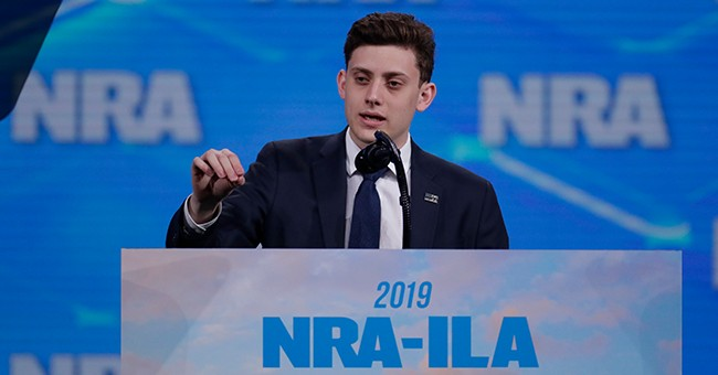 MSNBC Contributor Compares Kyle Kashuv to School Shooter