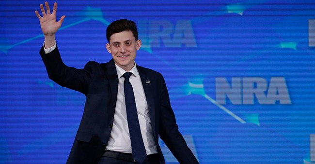Progressive Reporter Asks Pointed Question About Kyle Kashuv's Rescinded Harvard Acceptance